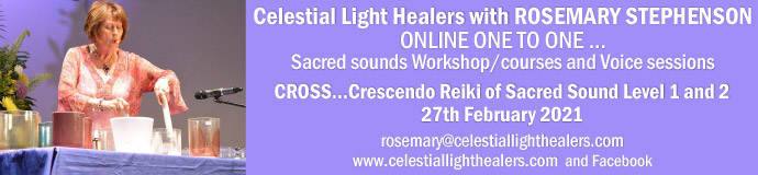 CROSS - Crescendo Reiki of Sacred Sound