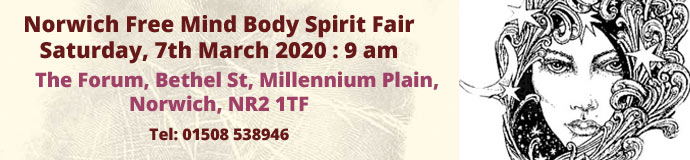 Norwich Mind, Body & Spirit Fair
