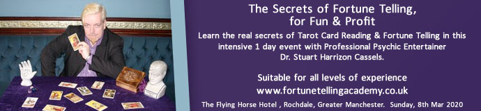 The Secrets of Fortune Telling, for Fun & Profit