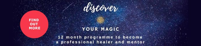Discover Your Magic Training for Healers & Mentors
