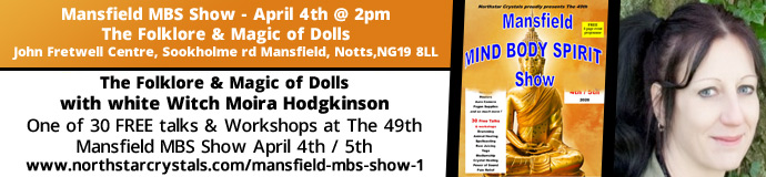 The Folklore & Magic of Dolls