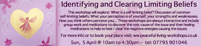Identifying and Clearing Limiting Beliefs