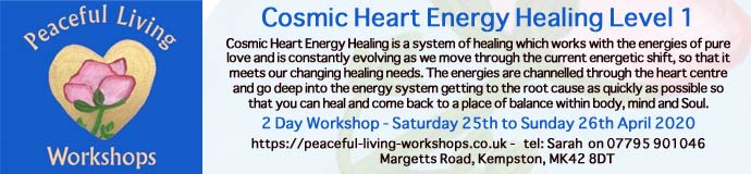 Cosmic Heart Energy Healing