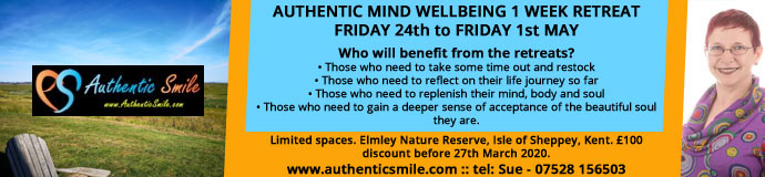 Authentic Mind 1 Week Retreat