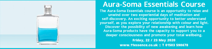 Aura-Soma Essentials Course