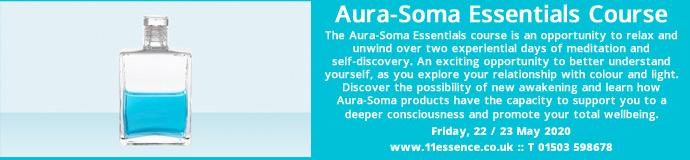 Aura-Soma Essentials Course