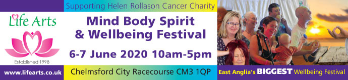 Mind Body Spirit & Wellbeing Festival
