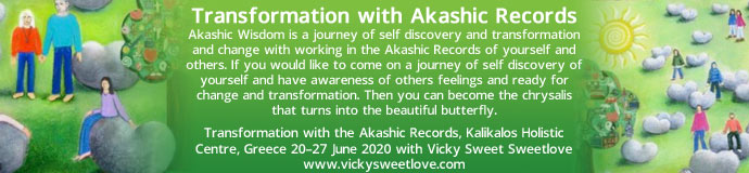 Transformation with Akashic Records