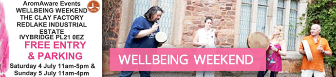 AromAware Events Wellbeing Weekend, The Clay Factory