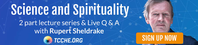 Science and Spirituality with Rupert Sheldrake