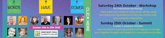 Words have Power - Mind Body Soul Summit