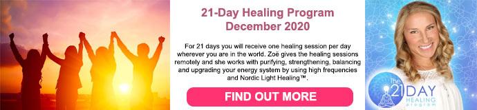 21-Day Healing Program