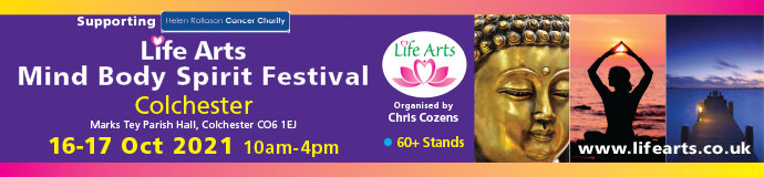 Mind Body Spirit Festival - Colchester